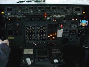 Aircraft ground test
